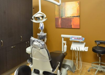Private dental operatory