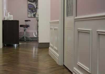 Commercial Office 20 Healthcare Wall Panelling
