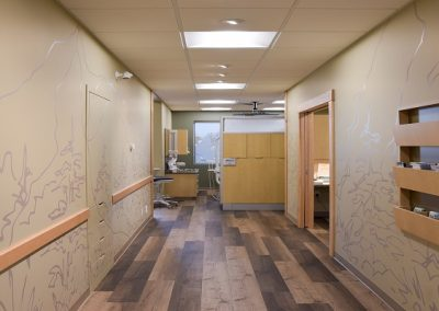 Commercial Office 63 Hallway Organic Vinyl Elements