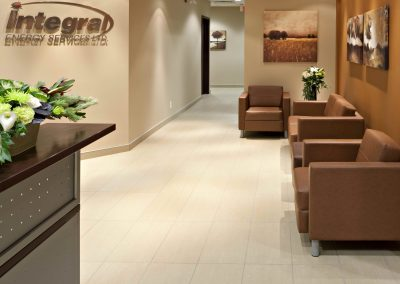 Commercial Waiting Room 11 Intergral Energy Services Calgary