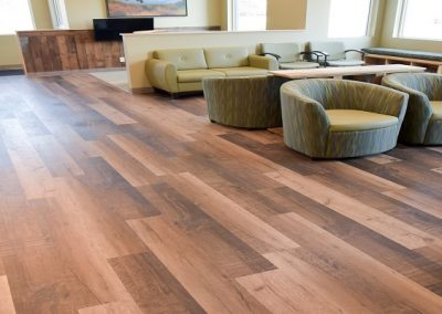 Commercial Waiting Room 19 Fitzner Wooden Flooring