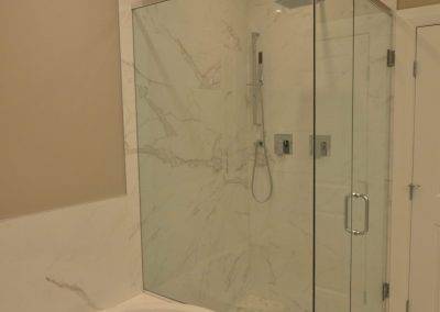Residential Bathroom 7 Glass Shower Door