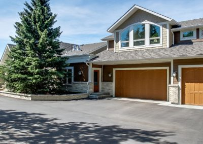Residential Exterior 38 Wooden Garage Doors