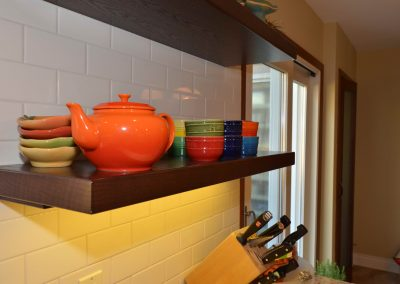 Residential Kitchen 55 Kitchen Shelf Ideas
