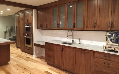 Countertops and Appliances