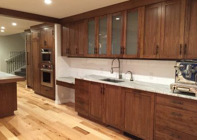 Countertops and Cabinetry-Room for Appliances